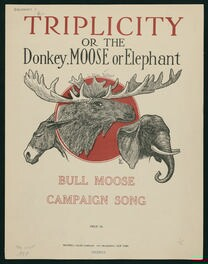 Triplicity, or Donkey, Moose or Elephant