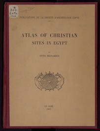 Atlas of Christian sites in Egypt