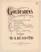 Goldfaden's for violin