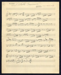 African American Song | Library of Congress