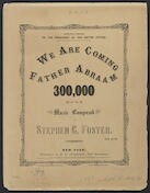 We are coming, Father Abraam, 300,000 more