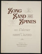 Song sand and spines