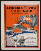 Longing for you and the U.S.A (battlefield days)