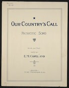 Our country's call patriotic song