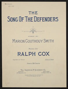 The  song of defenders