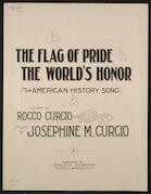 The  flag of pride the world's honor (or the American history song)