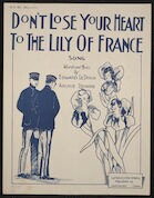 Don't lose your heart for the lily of France