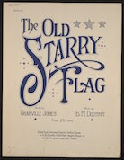 The  old starry flag
