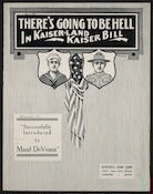There's going to be hell in kaiser-land, Kaiser Bill