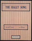 The  rally song