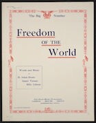 Freedom of the world
