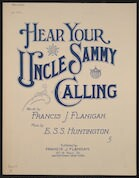 Hear your Uncle Sammy calling
