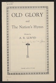 Old glory / the nation's hymn