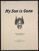 My son is gone