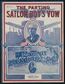 The  parting sailor boy's vow