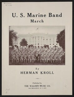 U.S. Marine band; arranged