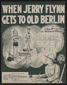 When Jerry Flynn gets to old Berlin