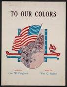 To our colors