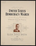 United States democracy march a patriotic song for America