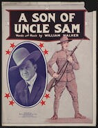 A  son of Uncle Sam