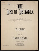 The  loss of Lusiiania song