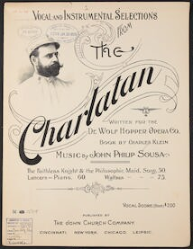 The  Charlatan: Waltzes