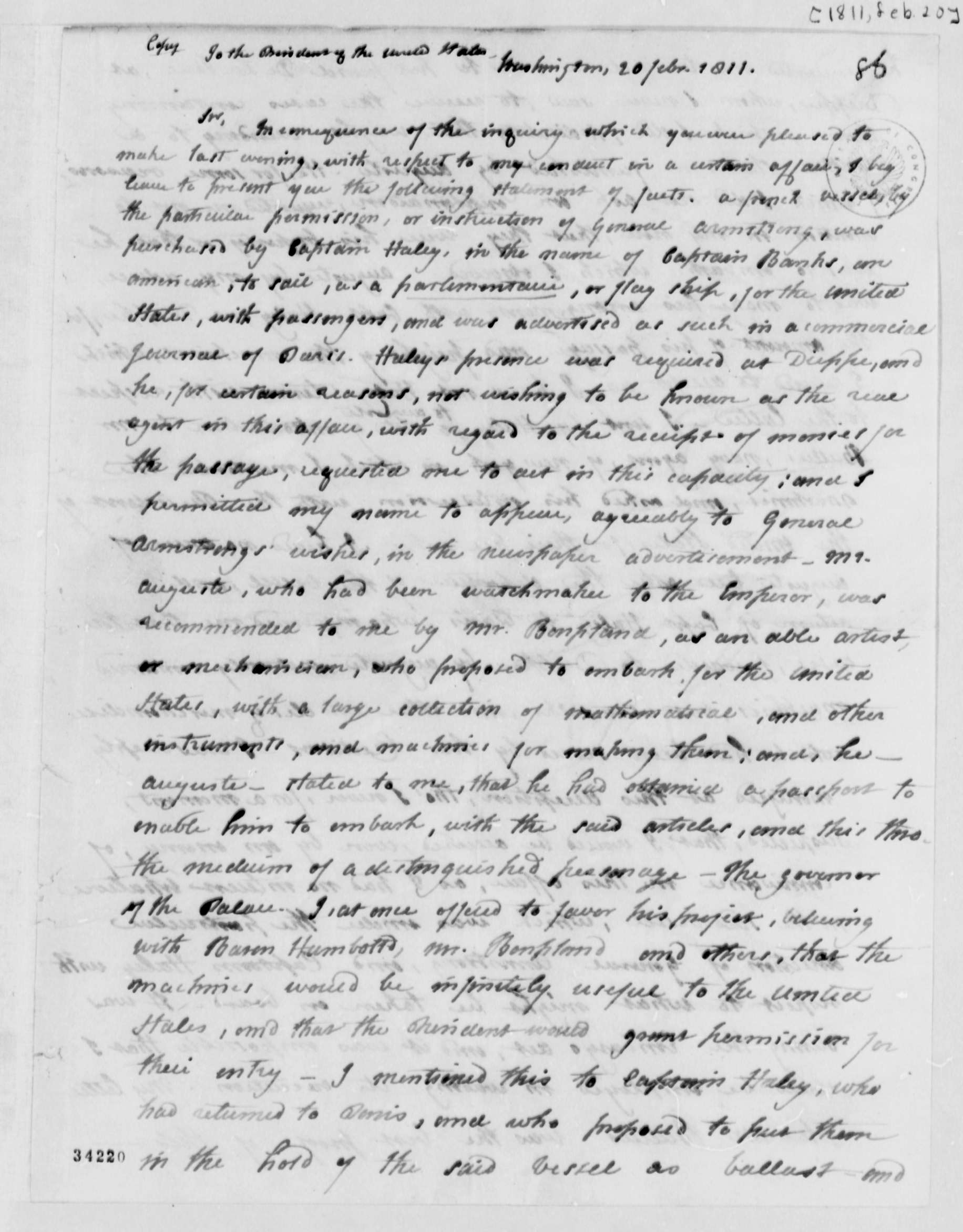 thomas jefferson and james madison s views interpretation Executive power: hamilton and jefferson on the role of the  jefferson's faith in the body politic as  15 thomas jefferson to james madison, july.