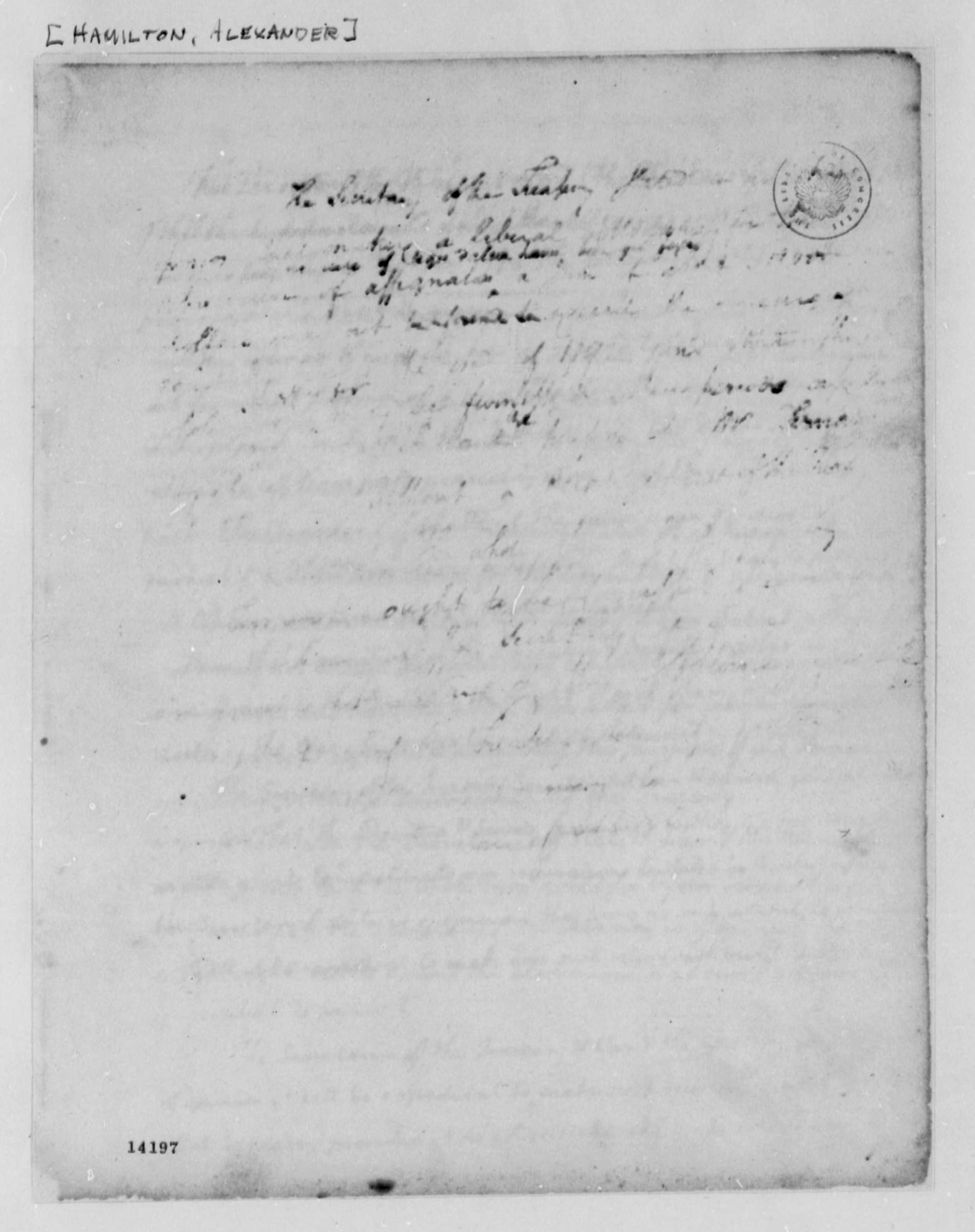 critique of jefferson and hamilton essay Hamilton: book essay the disagreements that occurred between thomas jefferson and alexander hamilton are very important to this country they helped shaped the united states into what it is today from the beginning of their political careers, jefferson and hamilton were on the opposite sides of the spectrum, always disagreeing on key issues.