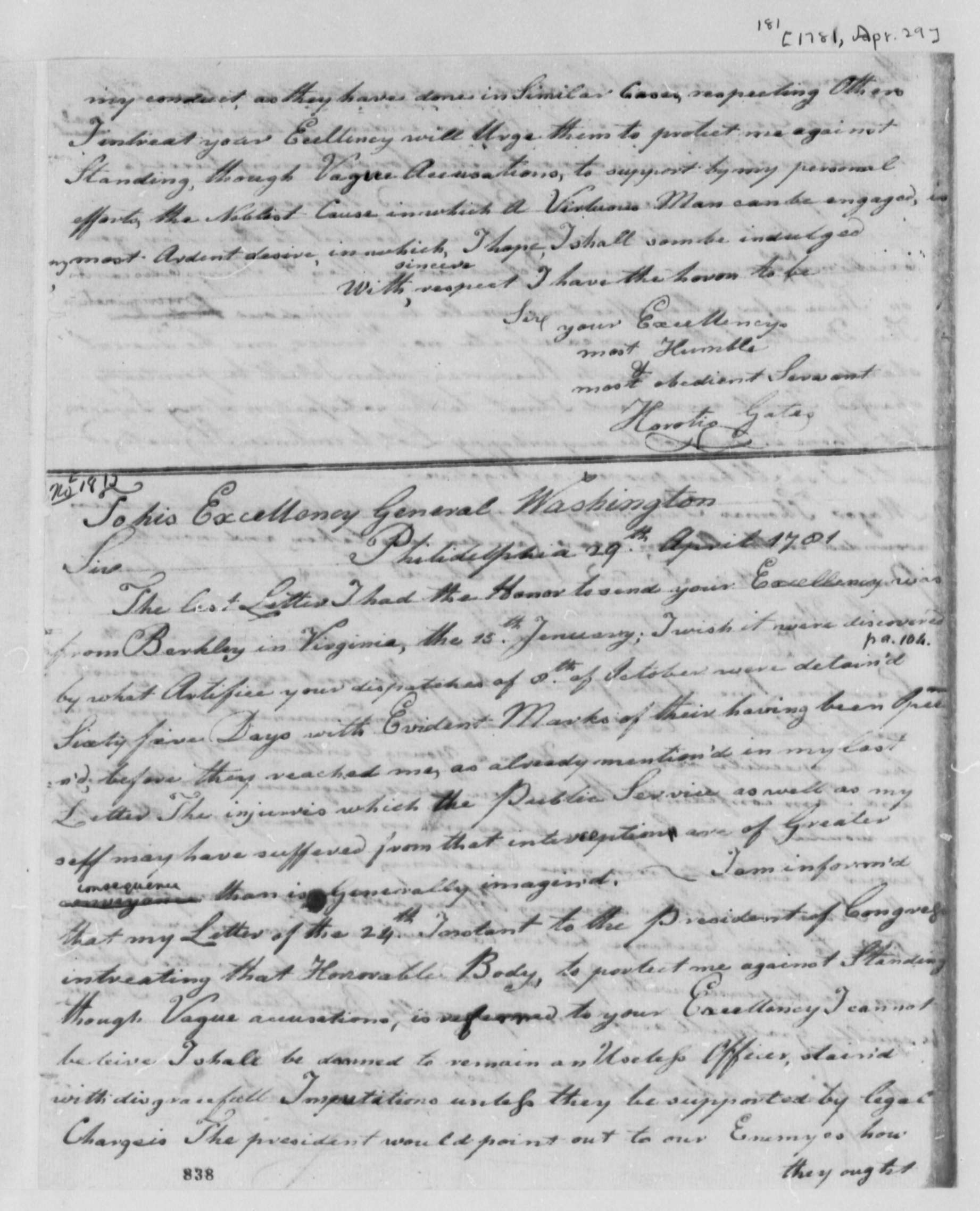Essays Correspondence: Thomas Jefferson Papers, 1606 To 1827, The Thomas