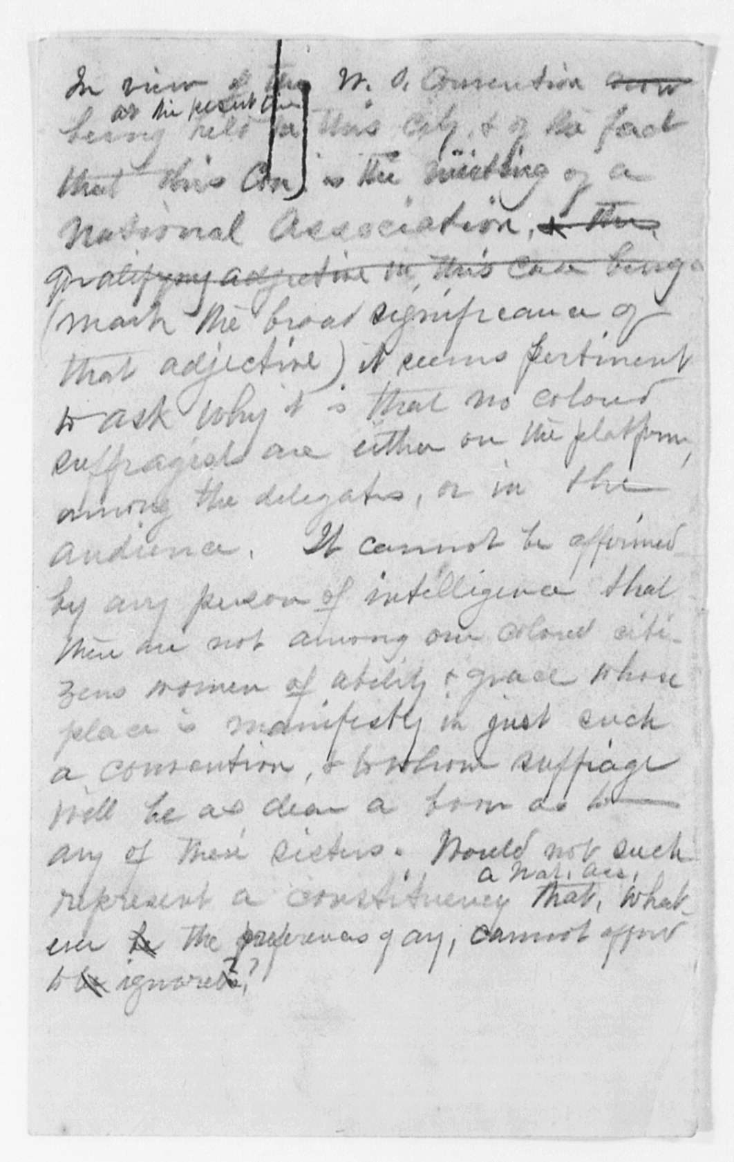 frederick douglass paper essay Free narrative of the life of frederick douglass papers, essays, and research papers.