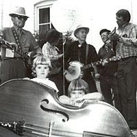 Jam session at Athens College, late 1970s