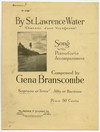 By St. Lawrence Water [Chanson d'une Voyageuse]