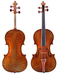 "Violin by Antonio Stradivari, Cremona, 1704, ""Betts"""