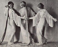 Danse Languide (Ballet choreographed by Martha Graham)