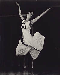 Every soul is a circus / Martha Graham [photograph]