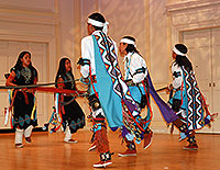 Navajo Song and Dance