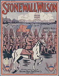 Songs of the Peace Movement of World War I
