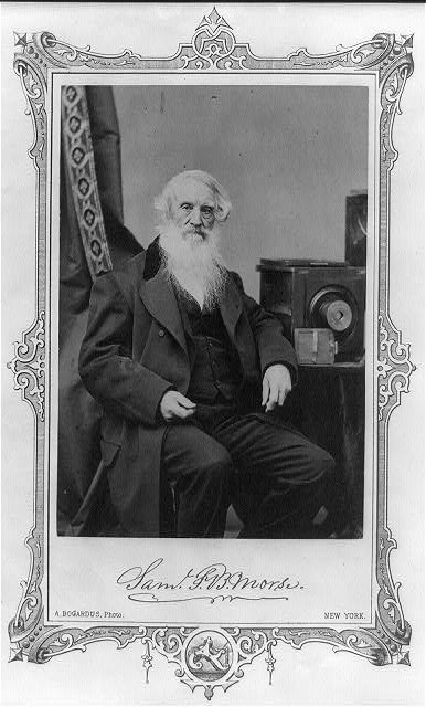 Artist, Politician, Photographer - Samuel F. B. Morse Papers at the Library of Congress, 1793-1919 - Digital Collections