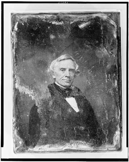 Daguerreotype - Samuel F. B. Morse Papers at the Library of Congress, 1793-1919 - Digital Collections