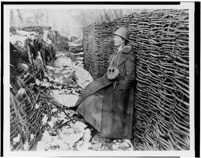 World war 1 life in the trenches essay