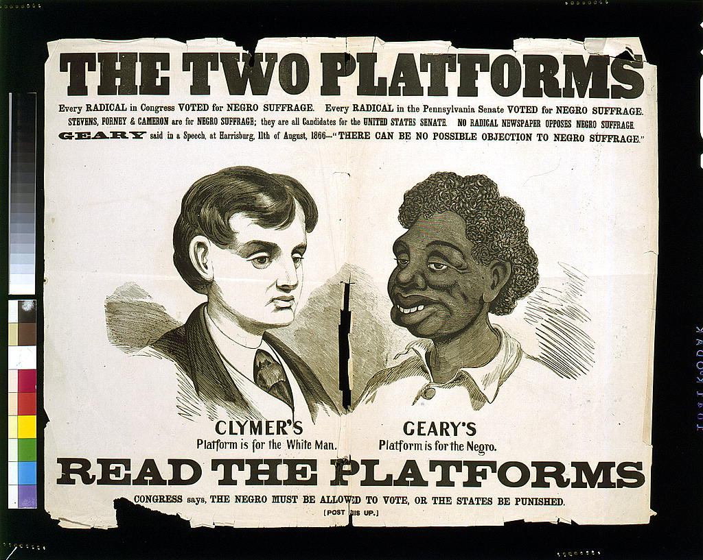 pain of discrimination for the women of the north and the negroes of the south Overrun with free negroes: for the transportation of former slaves north white women who were sympathetic popular literature of the north & south.