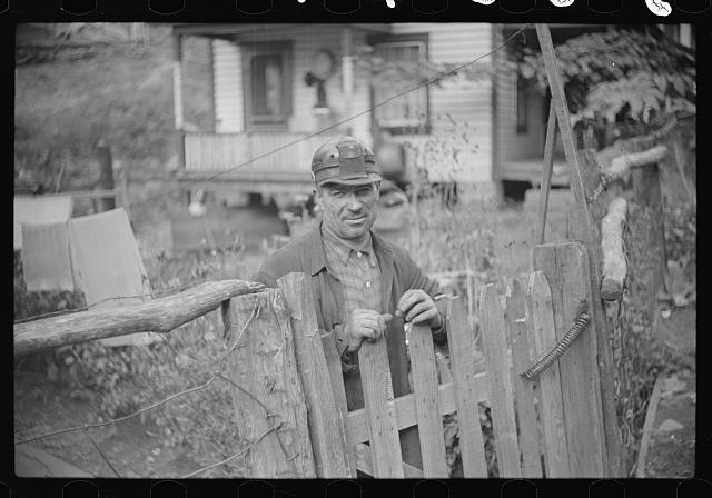 Miner (Russian), Caples, West Virginia