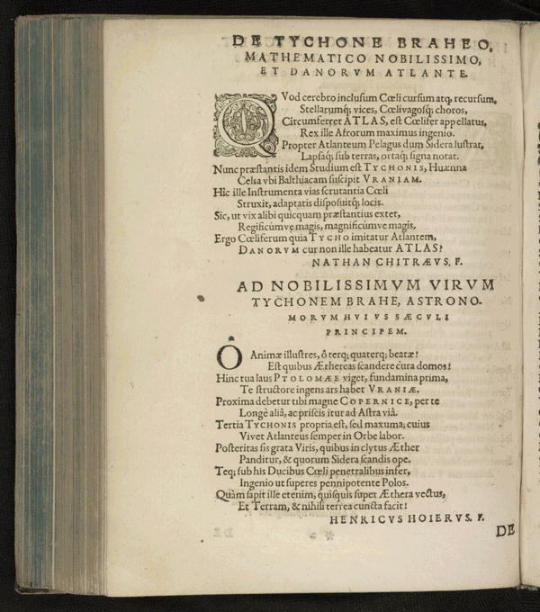 Image 7 of Epistolarum astronomicarum libri.