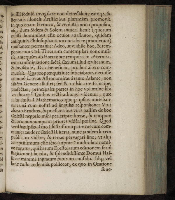 Image 18 of Epistolarum astronomicarum libri.