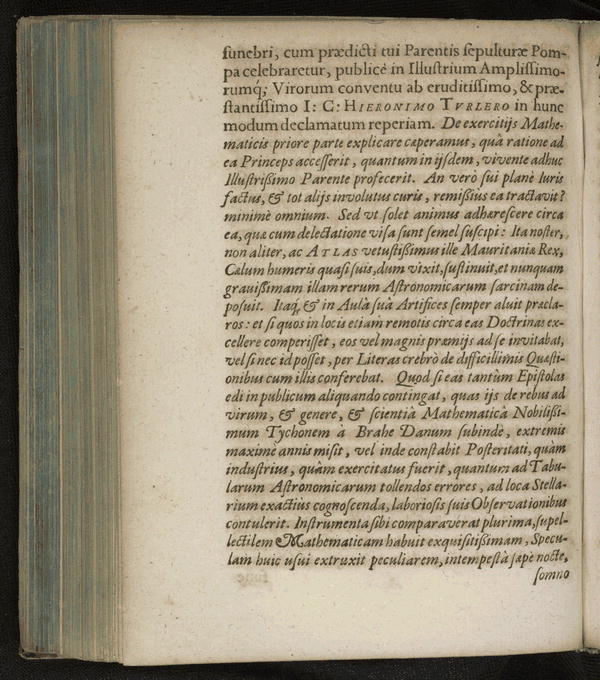 Image 19 of Epistolarum astronomicarum libri.