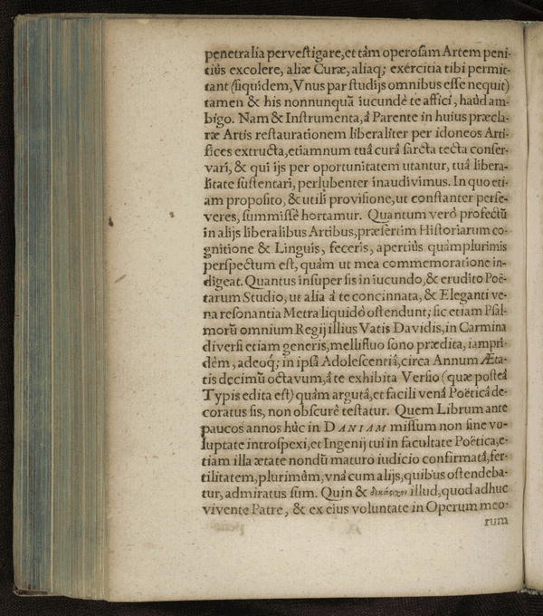 Image 21 of Epistolarum astronomicarum libri.