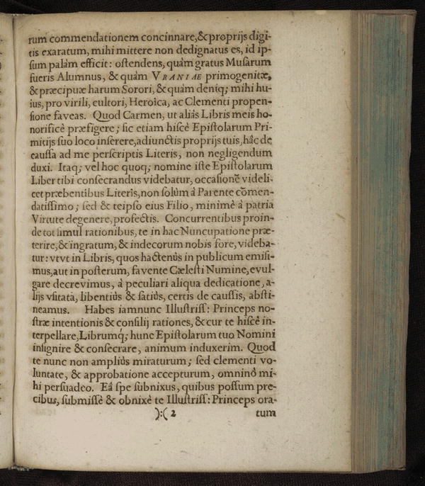 Image 22 of Epistolarum astronomicarum libri.