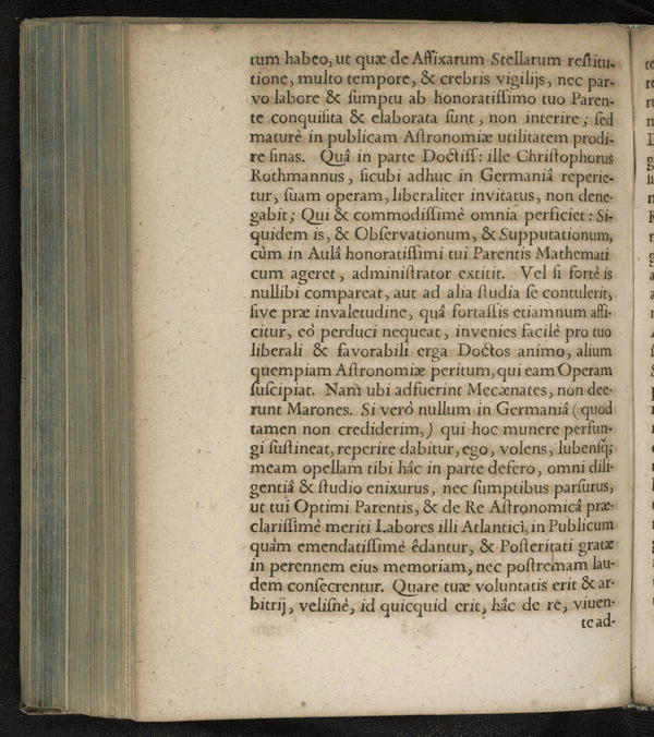 Image 23 of Epistolarum astronomicarum libri.