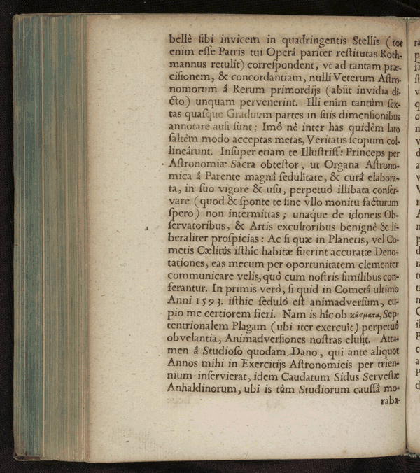 Image 25 of Epistolarum astronomicarum libri.