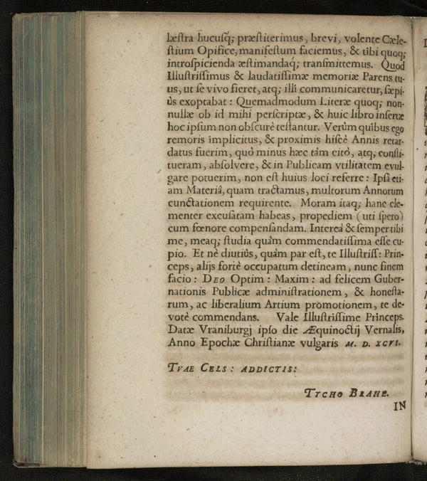 Image 27 of Epistolarum astronomicarum libri.